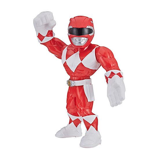 Power Rangers Playskool Heroes Mega Mighties 10-In Power Rangers Action Figure