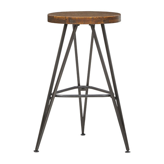 INK+IVY Trestle Bar Stool