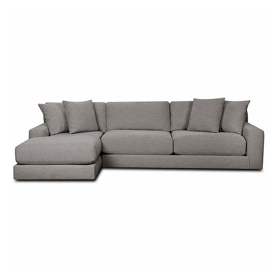 Fabric Possibilities Ponderosa 2-Pc Chaise Sectional