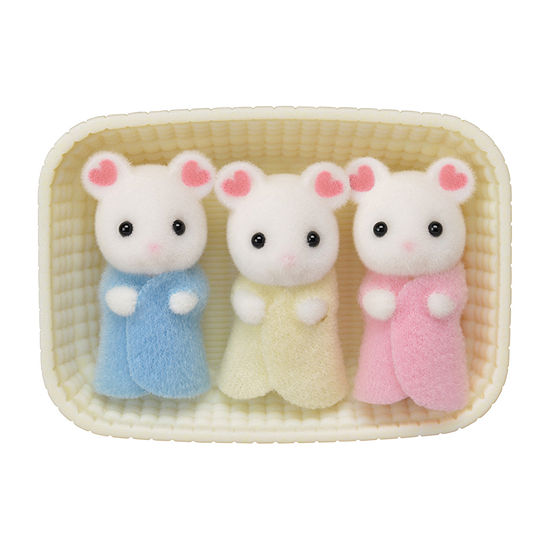 Calico Critters Marshmallow Mouse