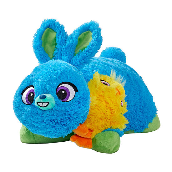 Pillow Pets Disney Toy Story Bunny & Ducky Stuffed Animal Plush Toy - Pillow Pet