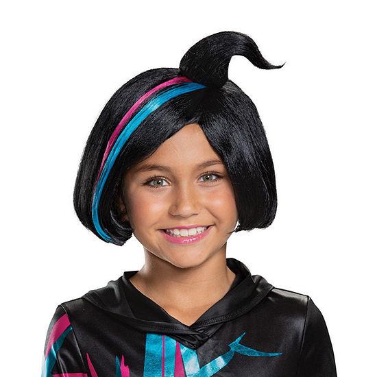 Lego Lucy Child Wig Dress Up Costume Girls