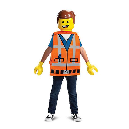 Lego Emmet Basic Child Costume Boys Costume