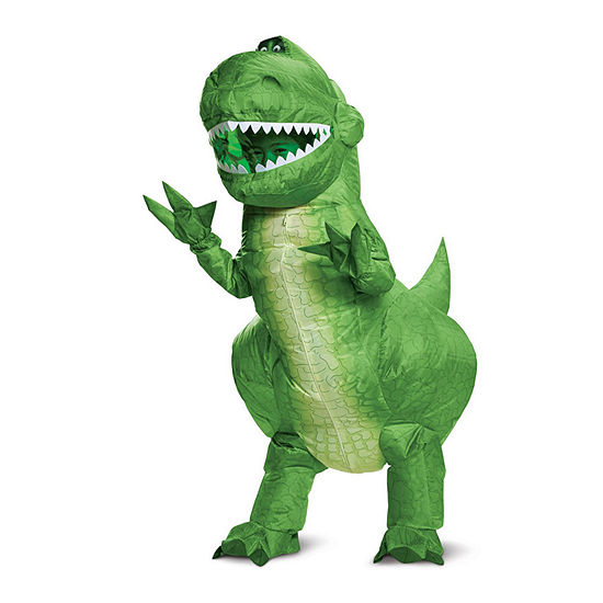Disney Toy Story Rex Inflatable Child Costume