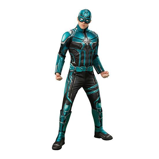 Captain Marvel Yon Rogg Deluxe Adult