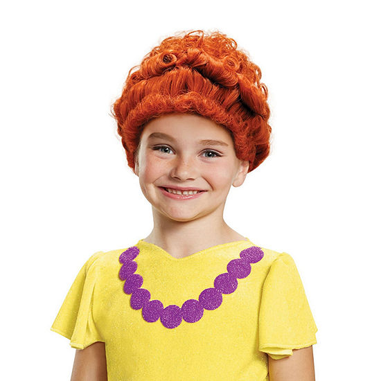 Fancy Nancy Child Wig Girls Dress Up Accessory