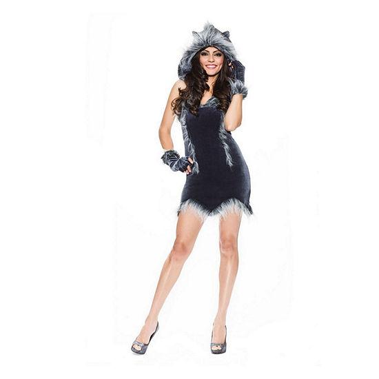 Howling Wolf Women'S Costume