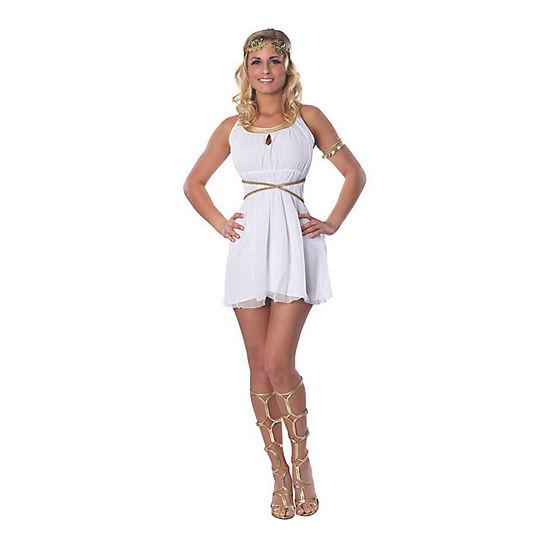 Grecian Goddess Women's 2-pc. Dress Up Costume