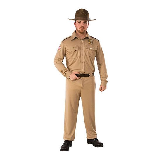 Stranger Things Jim Hopper  Mens Costume