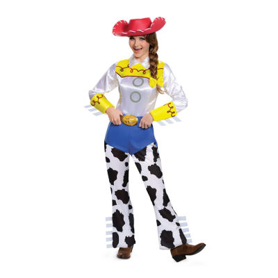 Disney Toy Story Jessie Deluxe Adult 3-pc Dress Up Costume Womens