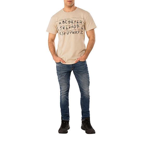 Stranger Things Alphabet Shirt