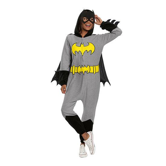 Dc Super Heroes Adult Onesize 3-pc. Batgirl Dress Up Costume Womens