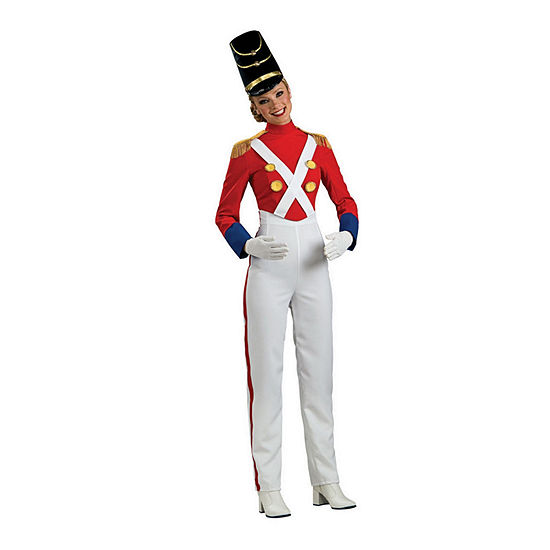 Toy Soldier Women'S Costume 2-pc. Dress Up Costume Womens