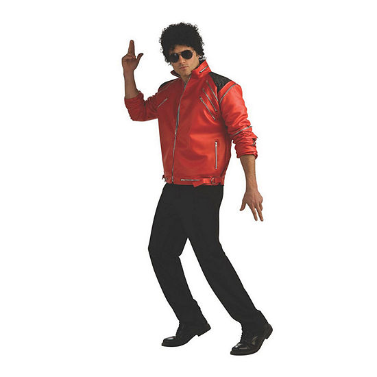 Adult Beat It Deluxe Michael Jackson Jacket