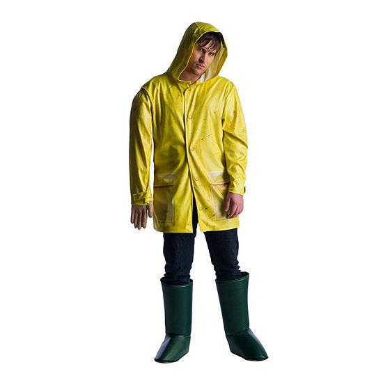 It Georgie Deluxe Adult Costume Xl Mens Costume Mens Costume