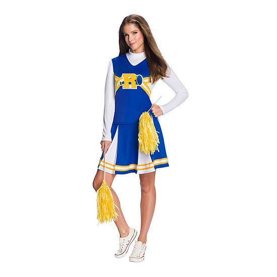 Riverdale Vixens Cheerleader Adult 3-pc. Dress Up Costume Womens