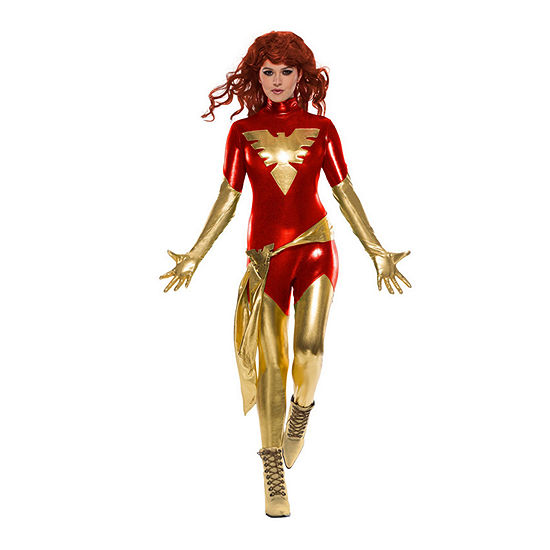 X - Men: Dark Phoenix - Adult 3-pc. Marvel Dress UpCostume Womens
