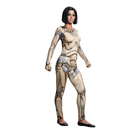 Alita Battle Angel Doll Body Adult Costume
