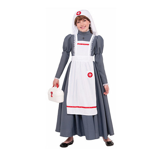 Civil War Nurse Adult 3-pc. Dress Up Costume Womens