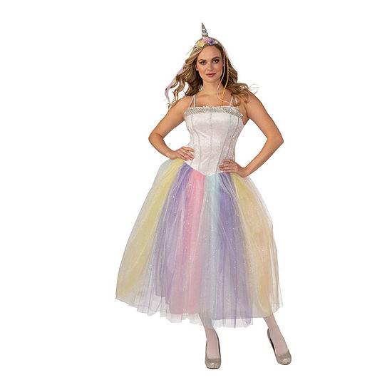 Unicorn Adult 2-pc. Dress Up Costume Womens