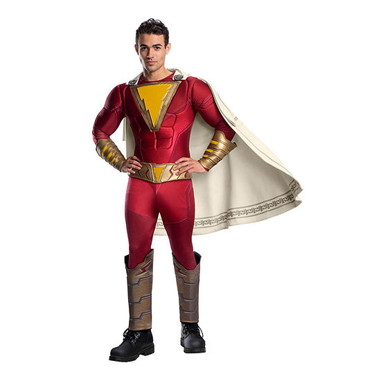 Shazam Grand Heritage Adult Mens Costume