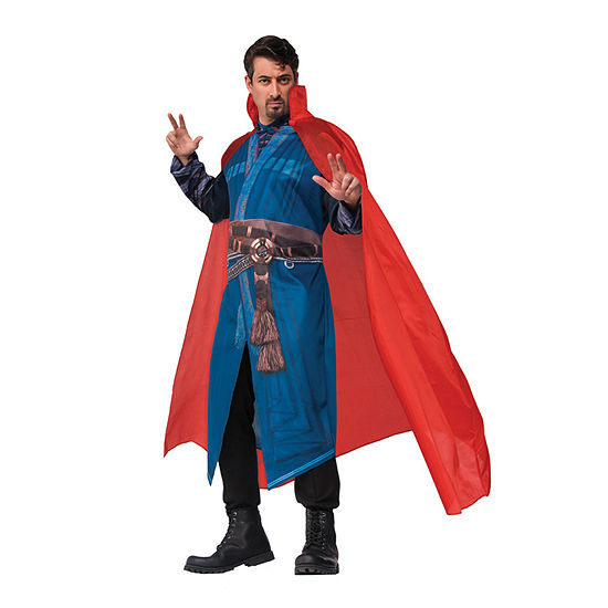 Avengers Dr. Strange Cloak Of Levitation Adult Dress Up Costume Mens