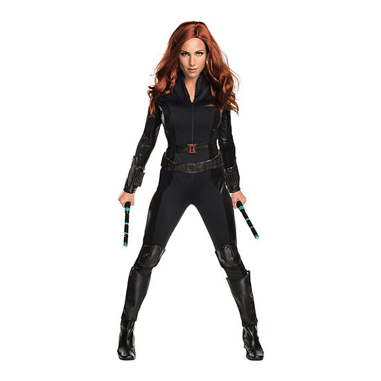 Captain America: Civil War Black Widow Secret Wishes Adult Costume