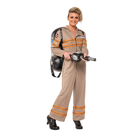 Ghostbusters Movie Female Deluxe Adult Dress Up Costume Womens