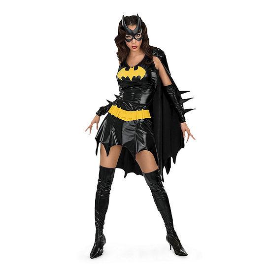 Batgirl Adult Dress Up Costume Womens