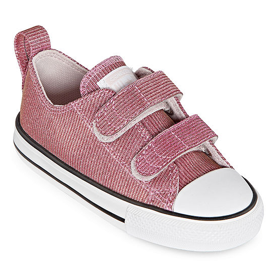 Converse Converse 2v Ox Space Star Toddler Girls Sneakers