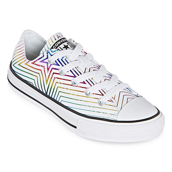 Converse Converse Ox All Of The Stars Little Kid/Big Kid Girls Lace-up Sneakers