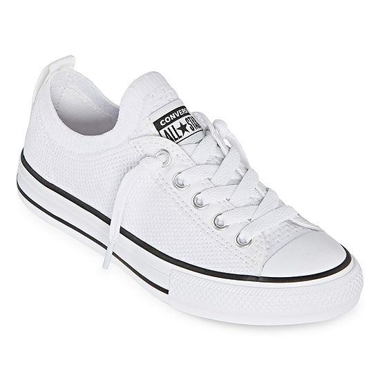 Converse Shoreline Knit Little Kid/Big Kid Girls Sneakers Slip-on