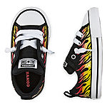 Converse Chuck Taylor All Star Street Slip Toddler Boys Flame Print  Sneakers