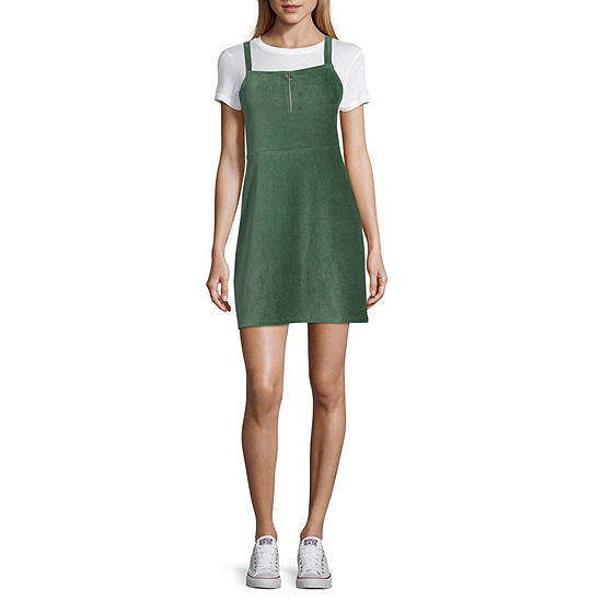 Arizona Sleeveless Bodycon Dress-Juniors