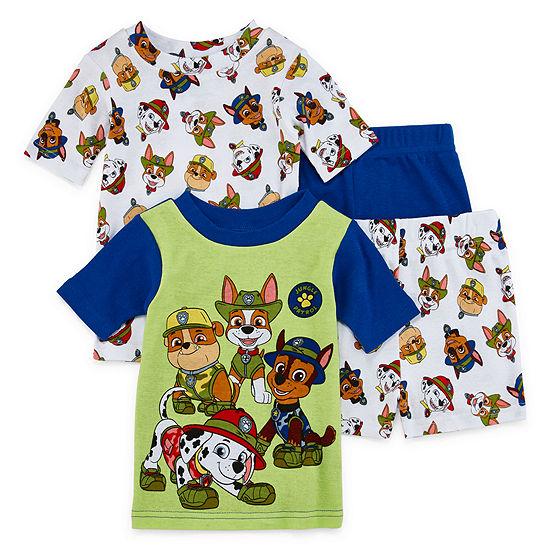 Boys 4-pc. Paw Patrol Pajama Set Toddler