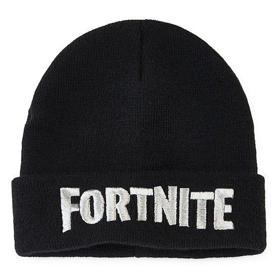 Fortnite Boys Embroidered Beanie