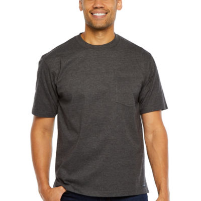 Smith Workwear Mens Crew Neck Short Sleeve T-Shirt