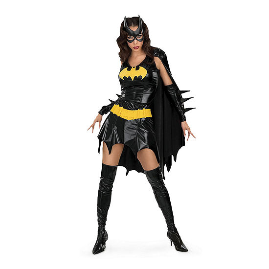 Batgirl Deluxe Adult Costume Womens Costume
