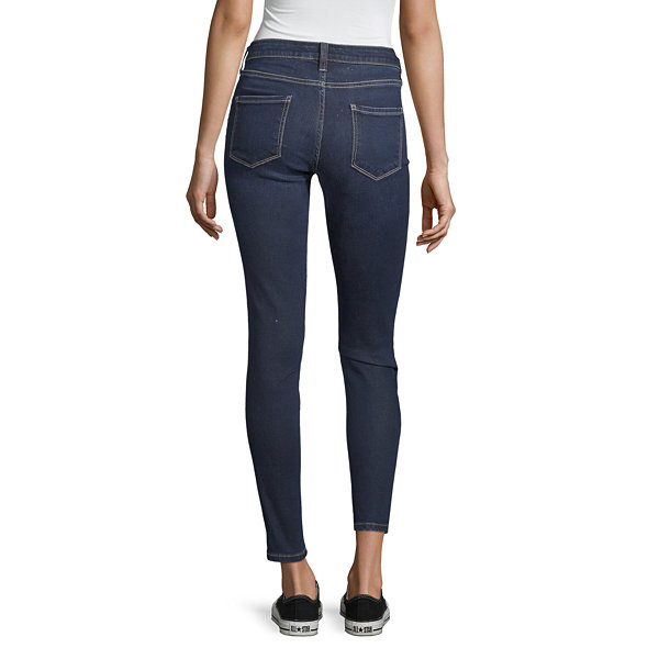 Arizona Superflex Womens Skinny Stretch Jeggings - Juniors