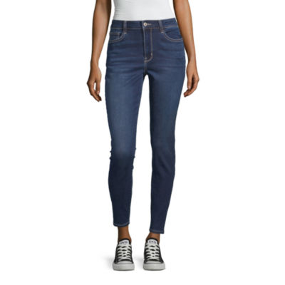Arizona Superflex High Waisted Skinny Stretch Jeggings - Juniors