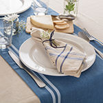Design Imports French Stripe 6-pc. Napkins