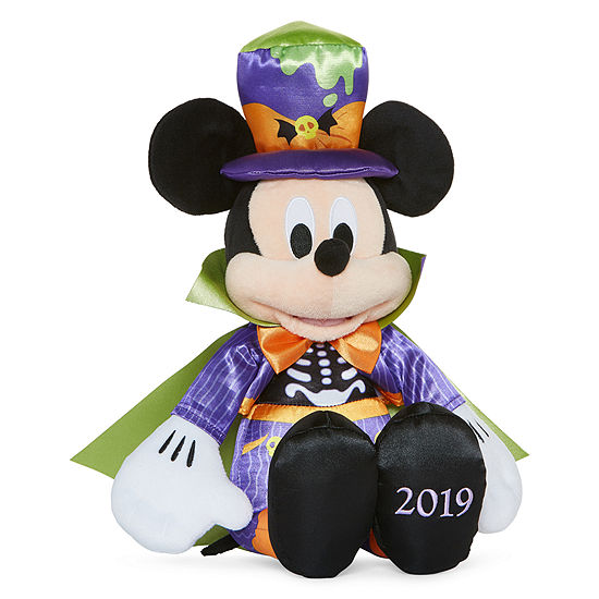 Disney Collection Mickey Mouse Small Halloween Plush