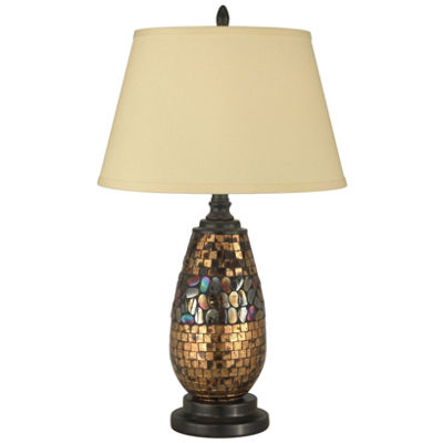 Dale Tiffany™ Antique Gold Mosaic Table Lamp