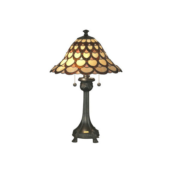 Dale Tiffany™ Peacock Table Lamp