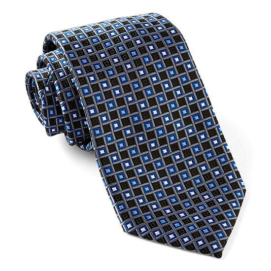 Van Heusen Patterned Tie - Boys One Size