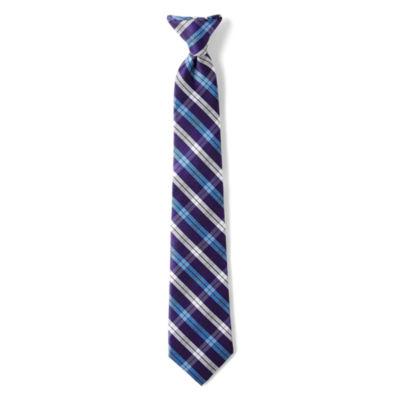 IZOD® Clip-On Tie - Boys One Size
