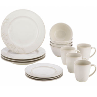 jcpenney.com | BonJour® Paisley Vine Dinnerware Collection