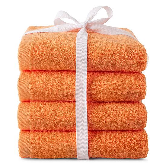 Ideology Sarah 4-pk. Washcloth Set