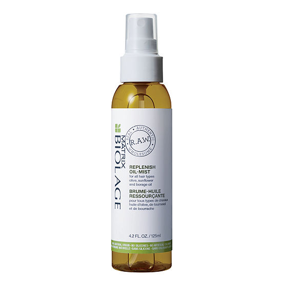 Matrix Biolage Raw Replenish Hair Oil - 4.2 Oz.
