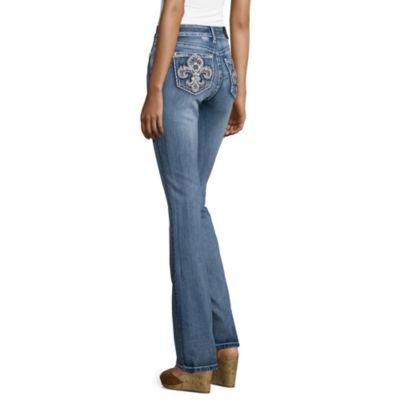 ZCO Fleur De Lis Pocket Pants - Tall